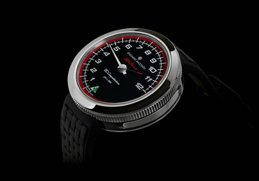 Contagiri 8C polished watch profile