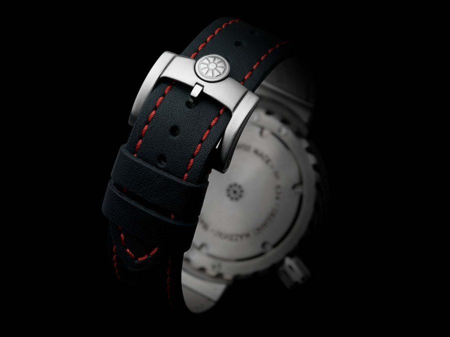 Trasmissione meccanica watch strap
