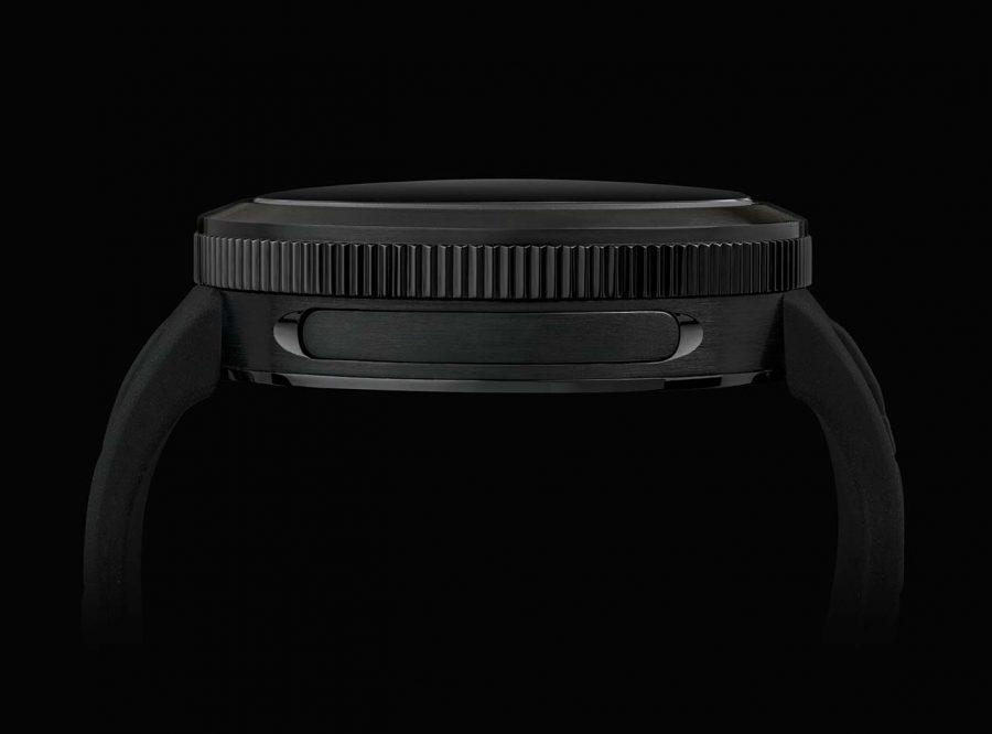 Contagiri matt watch profile