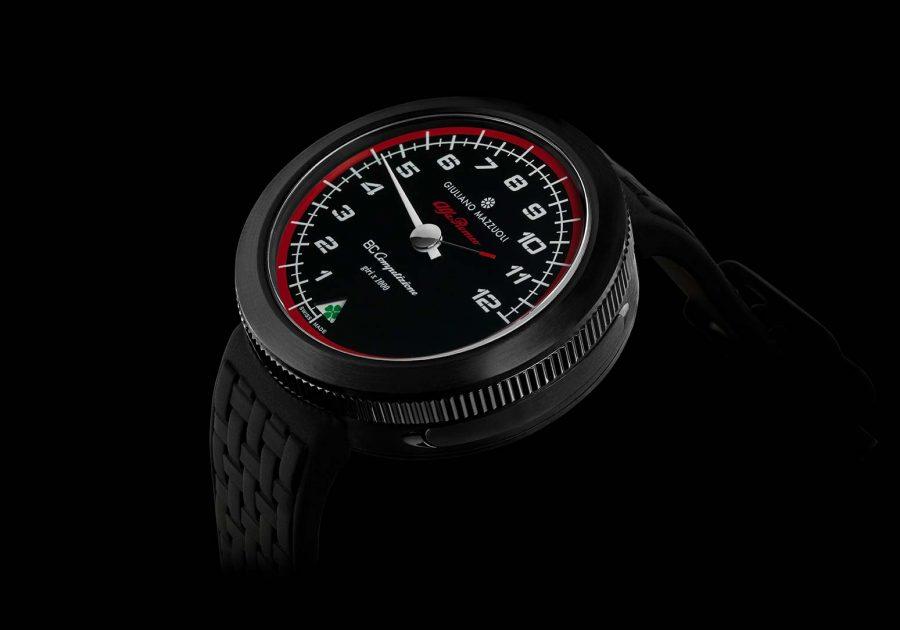 Contagiri 8C matt DLC watch profile